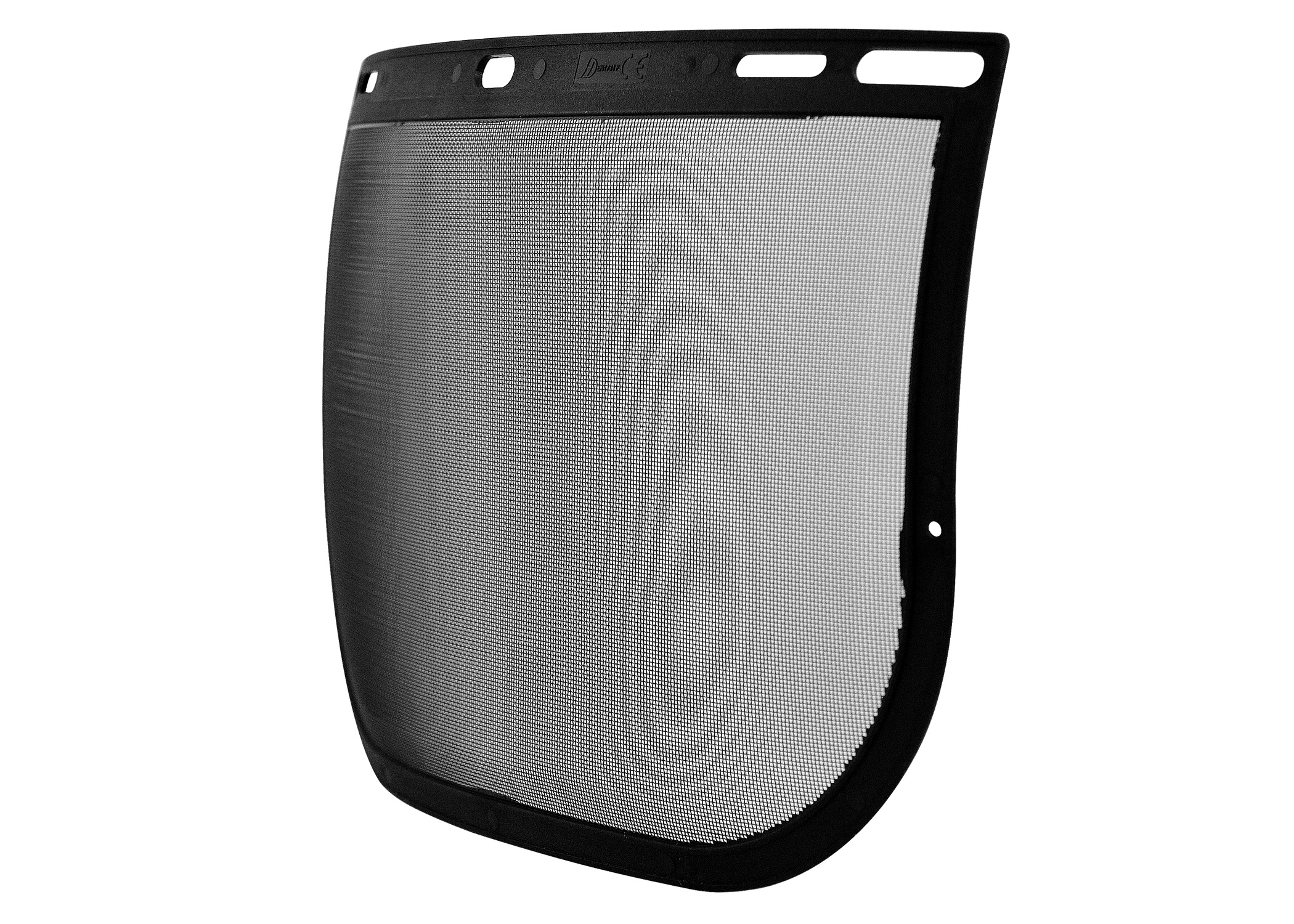 Face Shield Visor FS825-56 Replacement Steel Wire Mesh Visor for FS825, Protective Face Wear