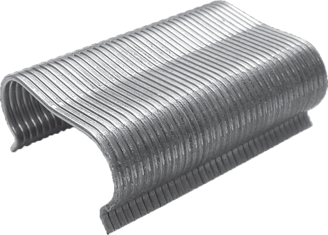 Zenport A-E50 Staples Compatible With The Simes Model 150 for 21-24mm Diameter Hosepipe