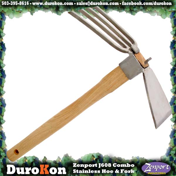 Zenport Hoes Picks Forks Cultivators