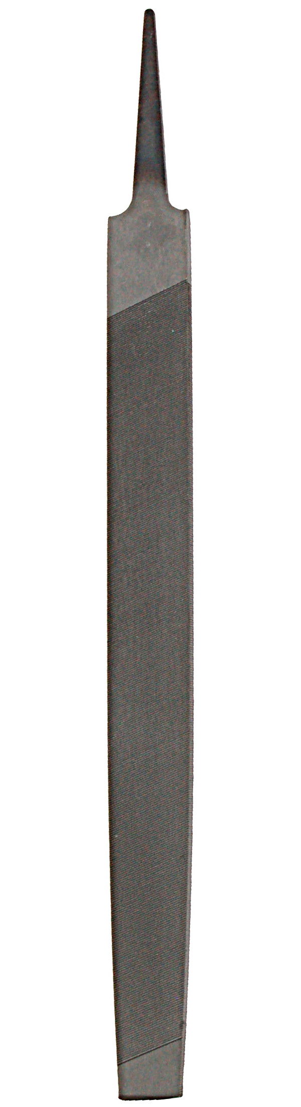Zenport AGF250 Mill Bastard File, 10-Inch (250 mm), for sharpening pruners and knives
