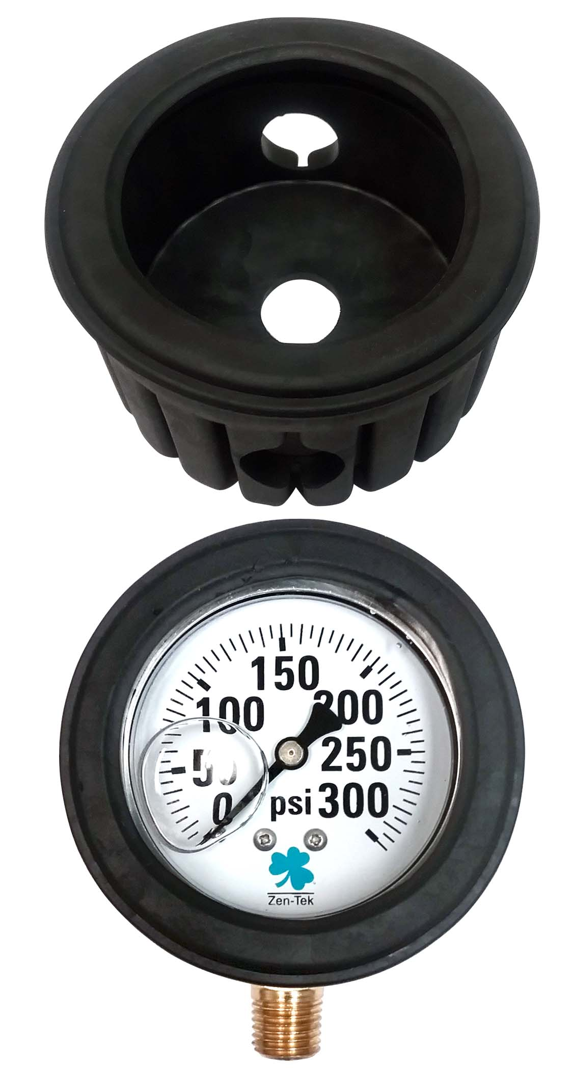 Pressure Gauge Protector DN63 Rubber Regulator Gauge Protector