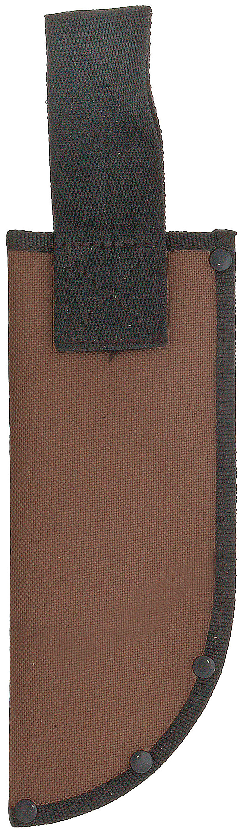 "Zenport Sheath Gaines, couteau. Canvas. Dit L 7.75"" x W 3""."