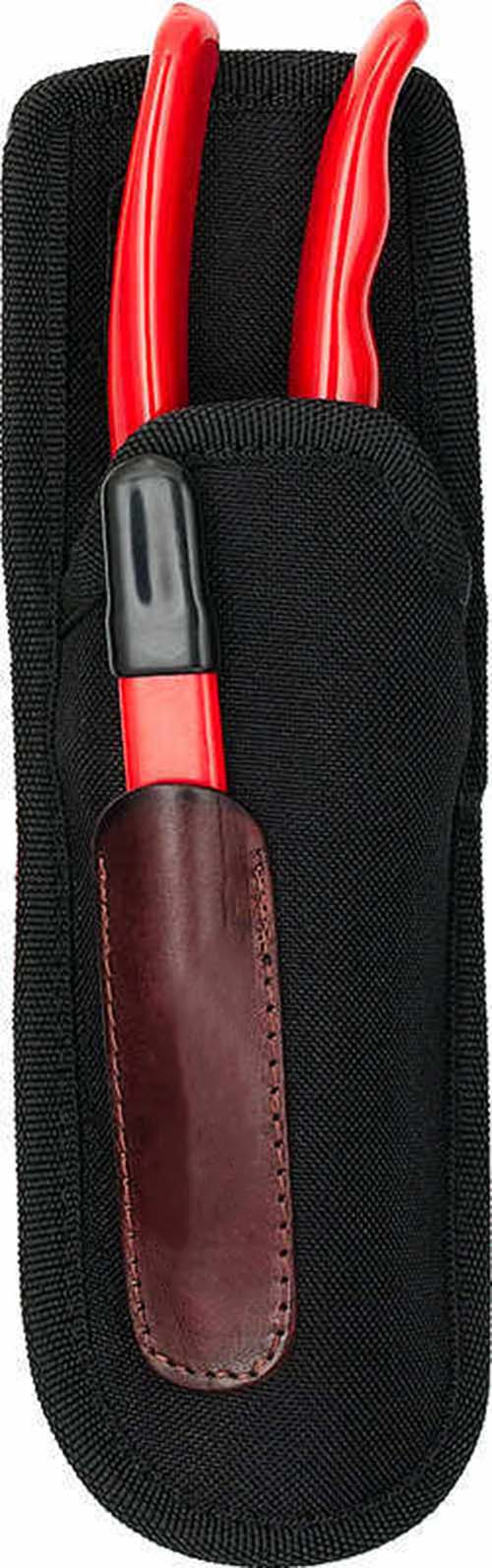 Zenport Universal Tool Pouch HJ249 with Sharpener Pocket