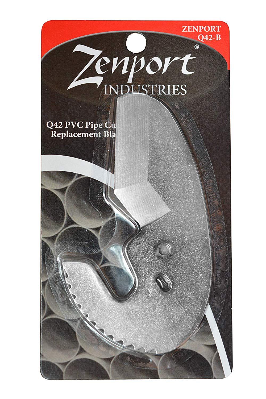 Zenport Pruner Q42 1.65-Inch Cut PVC Pipe Cutter, Ratchet Action