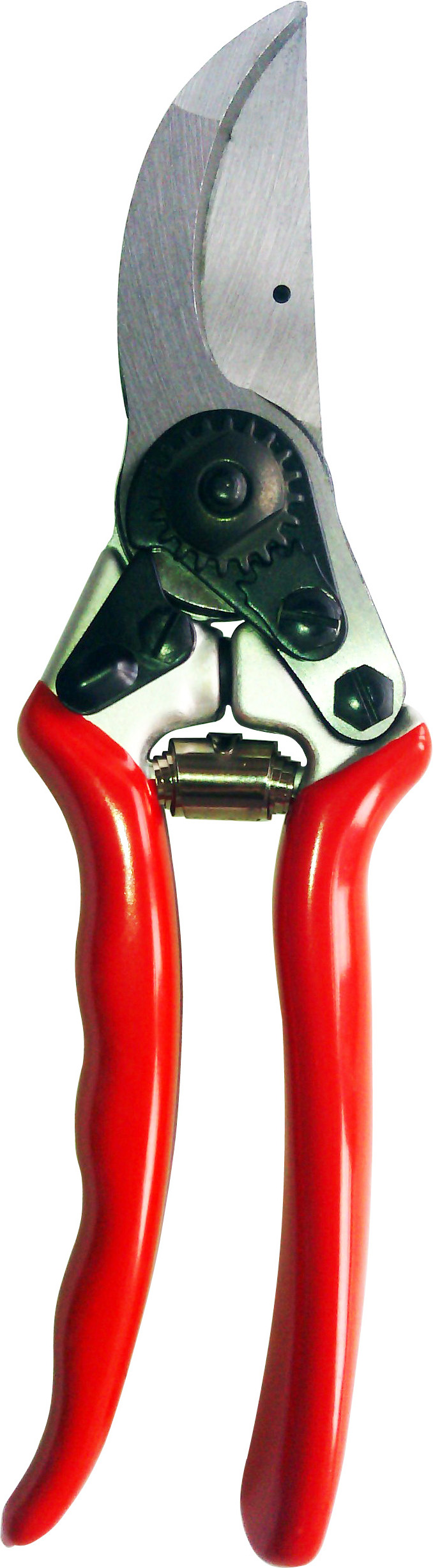 Zenport Pruner QZ411 Narrow Head Professional, 1-Inch Cut, 8.25-Inch Long