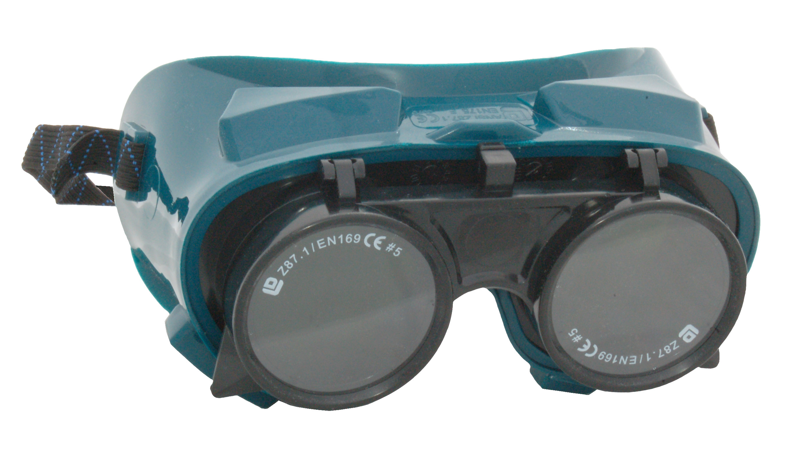 Zenport Welding Goggles WG235 Ergonomic Top Quality Welding Eye Protection