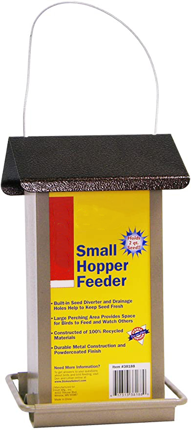 Bird Feeder Z38188 Small Hopper
