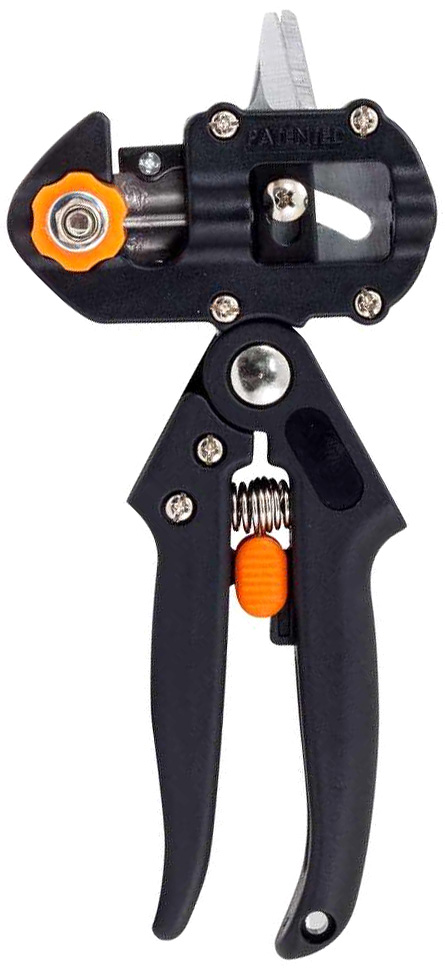 Zenport Grafting Tool ZJ67 Omega-Cut Grafting Tool for Grafting Fruit Trees and Vines
