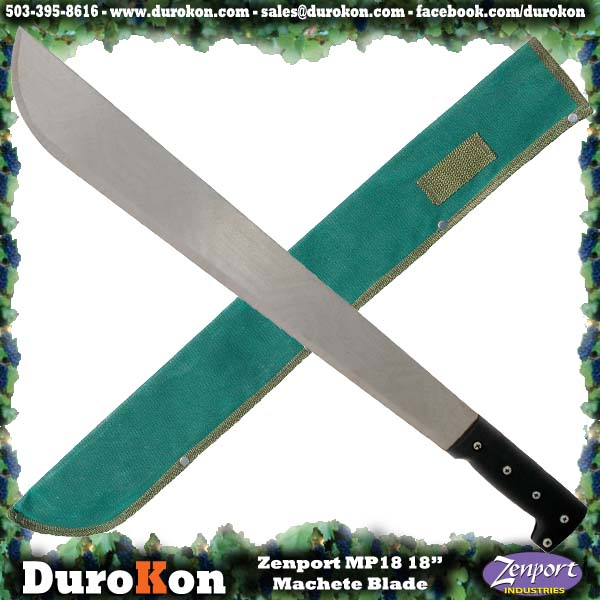 Zenport Field Machetes