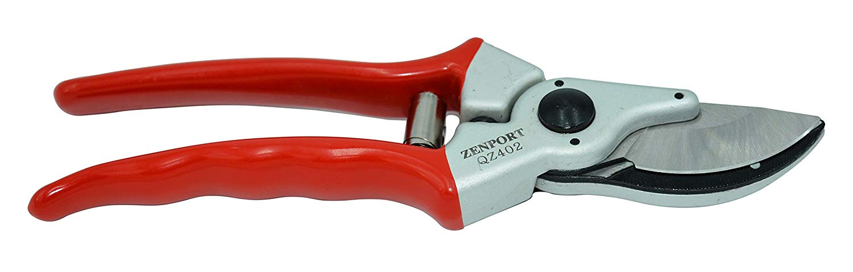 Zenport Pruner QZ402 Classic Professional, 1-Inch Cut, 8.5-Inch Long
