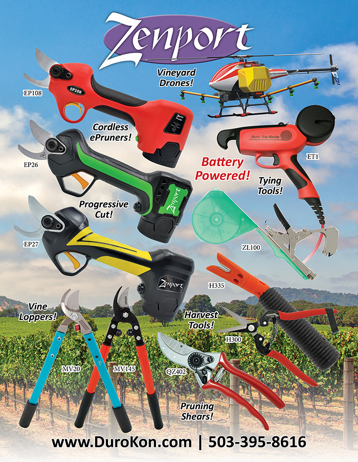 Zenport's Latest In Battery Powered Horticulture Tools