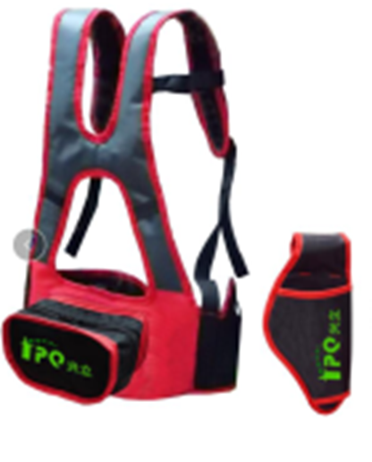 ePruner EP2-778 Battery Harness and Holster Only