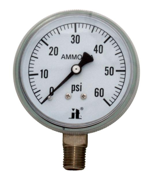 Ammonia Gauges