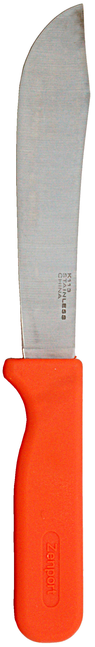 Cabbage Knife K113 Row Crop Harvest Knife, Hops and Cabbage, 6.75-Inch Stainless Steel Blade