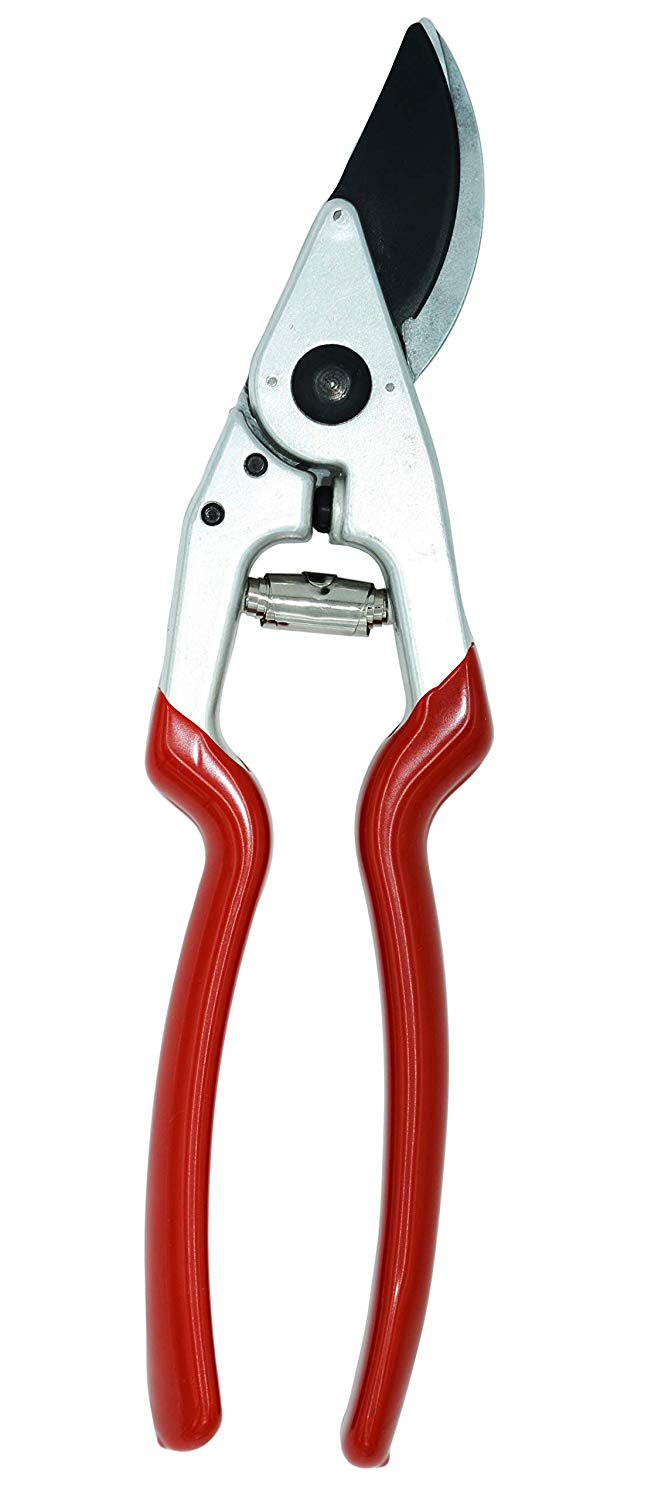 Zenport Pruner QZ413 Two-Hand Multi-Purpose, 1.25-Inch Cut, Forged Aluminum Handles