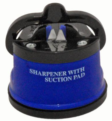 Zenport Sharpening Tool Z096 Suction Attachment, 2.5-Inch, Knife/Pruner Blade Sharpener