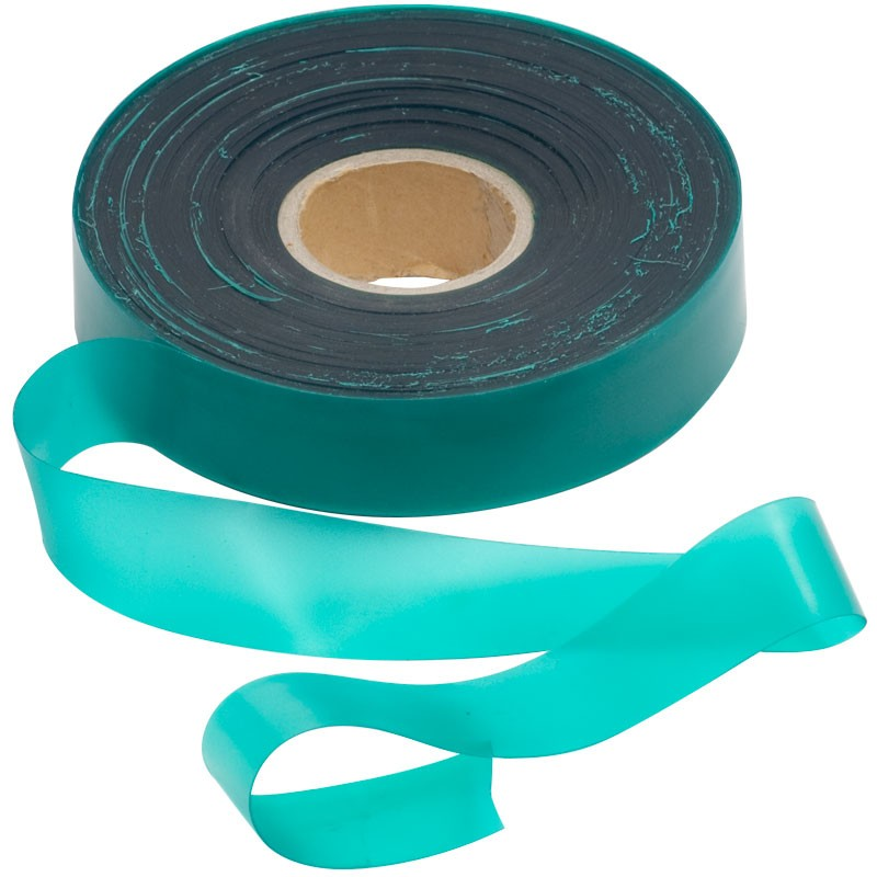 Plant Tie Tape ZL0016 1-Inch Wide Green Plant Tie Tape, (Not For Tapener Tool)