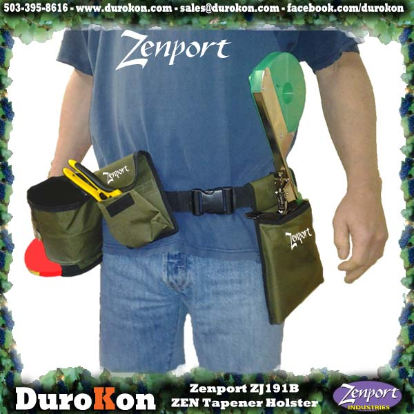 Zenport Tapener Holster HJ919B ZEN MAX HTB HTB-2 Tapener Tool Holster Belt
