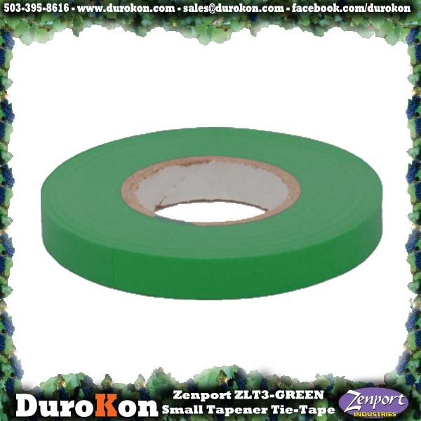 Plant Tie Tape ZL0012G Small Tapener Green Plant Tie Tape, 50-Feet, 6-MIL (ZL99/MAX HTB)