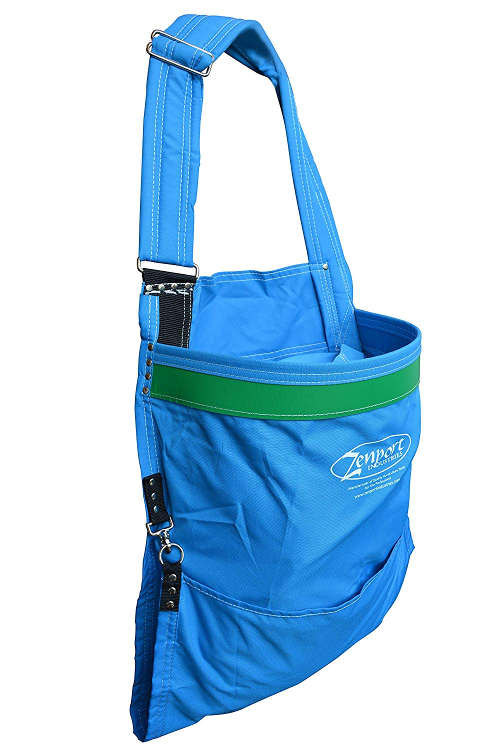 Zenport Picking Bag AG412 AgriKon 65-Pound Sling Soft Shell Harvest Fruit Pear/Apple Picking Bag