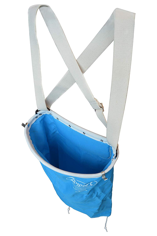 Zenport Picking Bag AG416 AgriKon 44-Pound Wire Rim Soft Shell Harvest Fruit, Pear/Apple Picking Bag